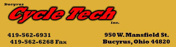 Bucyrus Cycle Tech